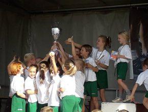 Winnaar scholencross
